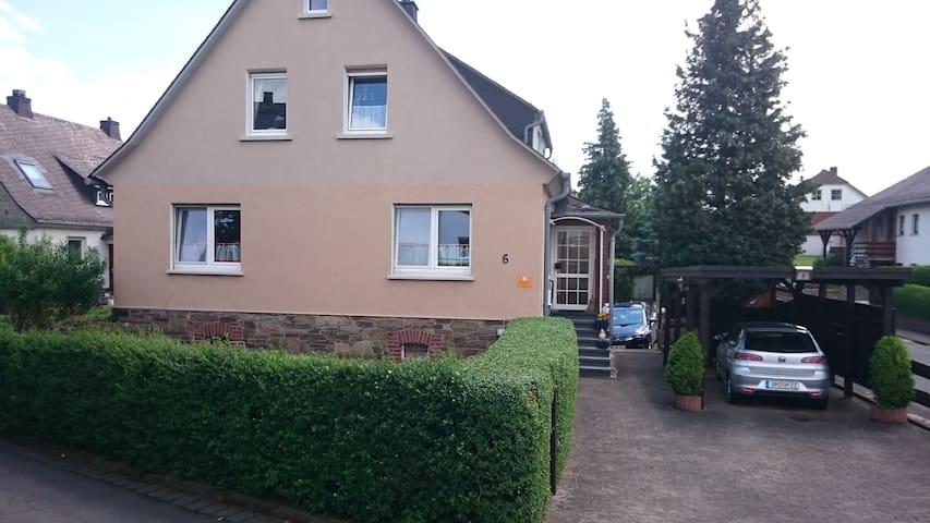 Ferienwohnung Zum alten Schusterhaus