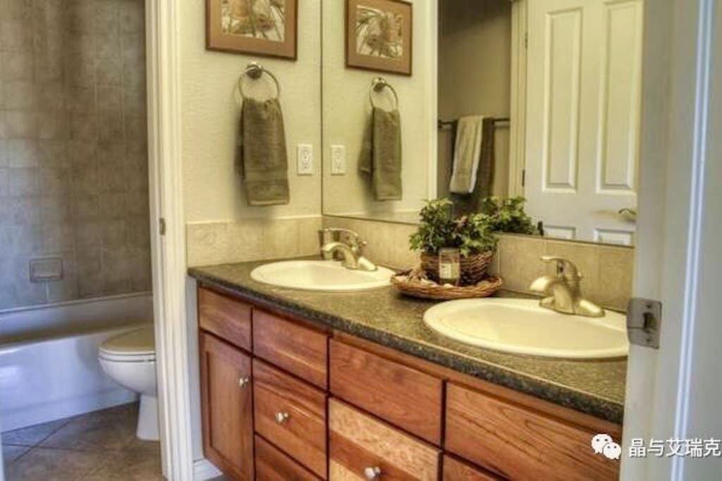 Bathroom (Shared if other guests are staying at the house)
