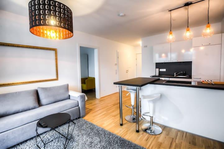 Modernes Apartment - Wiedeń