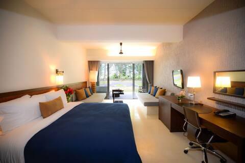 ห้องพักริมหาดปะการัง-เมมโมรี่พอยท์-ห้องพรีเมียร์