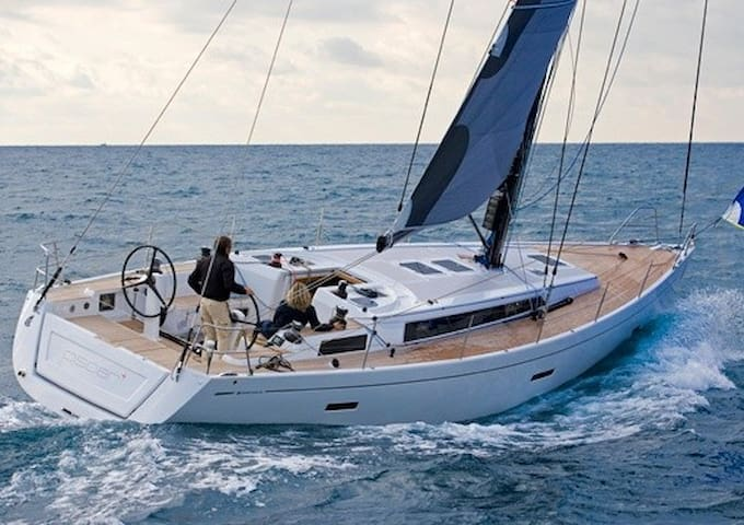 Splendida barca a vela di 14 metri - Notteri - Boot