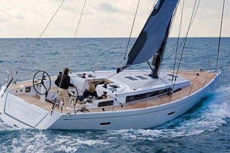 Splendida barca a vela di 14 metri - Notteri - เรือ