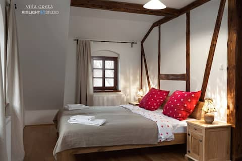 Apartament w Villi Greta