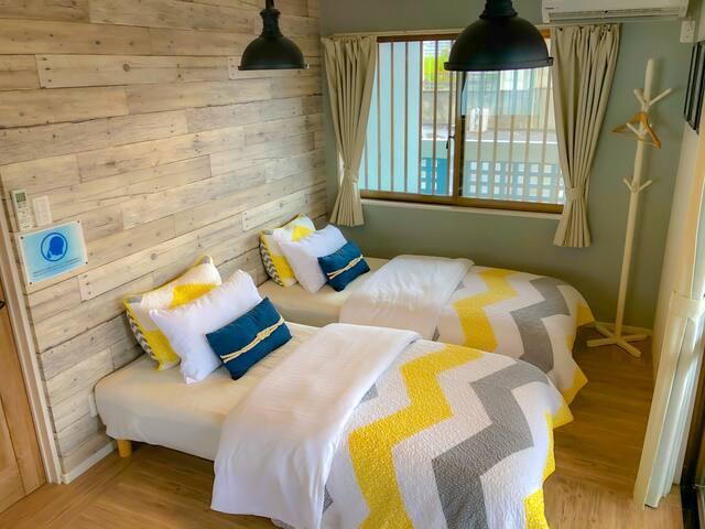 寝室3 Bed Room3