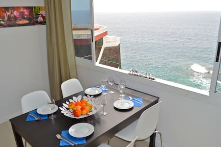 Two-room Apartment with Sea View - Apartamento