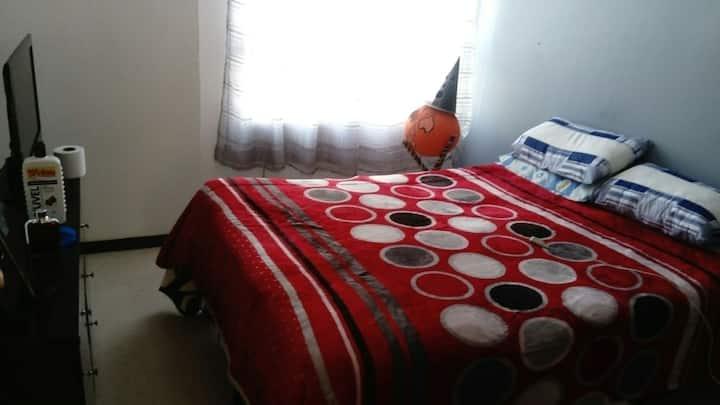 Habitación en fraccionamiento Héroes Puebla