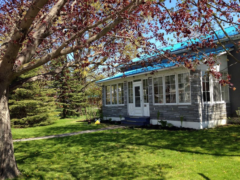 The bishop house houses for rent in wellington ontario for The bishop house