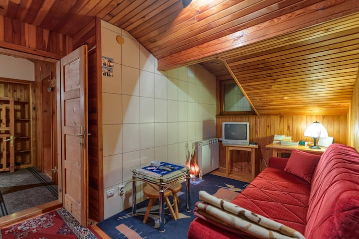 Zlatibor two bedroom apartment in center