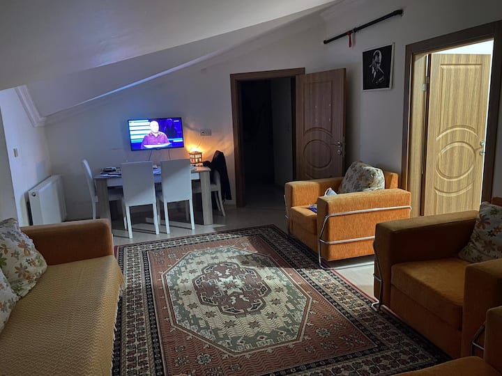 Terrace appartment in Cappadocia