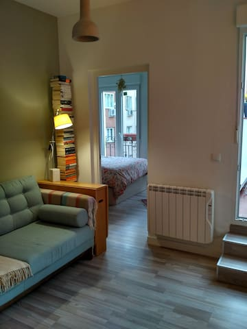 Enjoy markets and museums + relax on the terraza! - Madrid - Bed & Breakfast