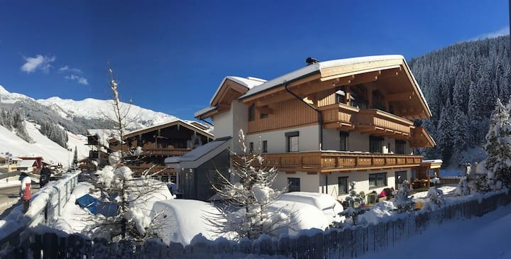 Super Cool Tyrollean Family Chalet