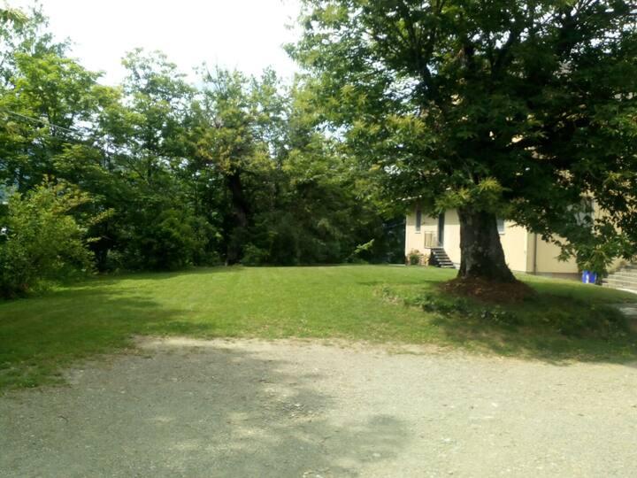 Mansarda bilocale nei pressi del Parco Cento Laghi