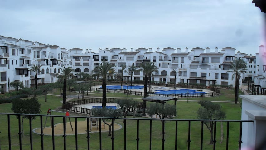 Luxury Apartment at La Torre Golf Resort, Murcia - Roldán - Apartment