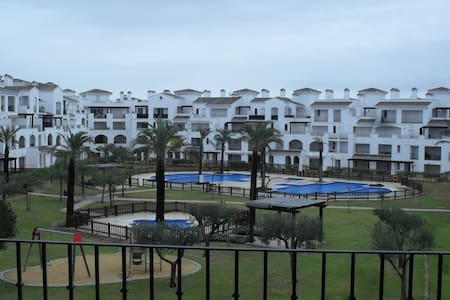 Luxury Apartment at La Torre Golf Resort, Murcia - Roldán - 公寓