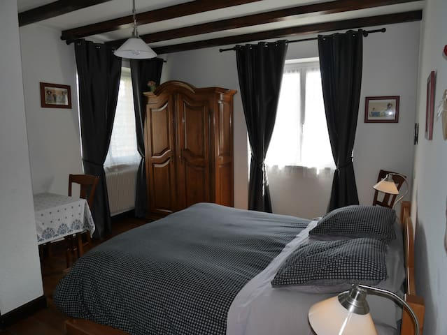 Bedandbreakfast Alsace  +kitchen - Labaroche - Bed & Breakfast