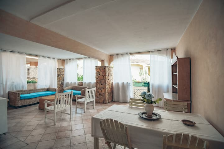 Apartment in Porto Rotondo