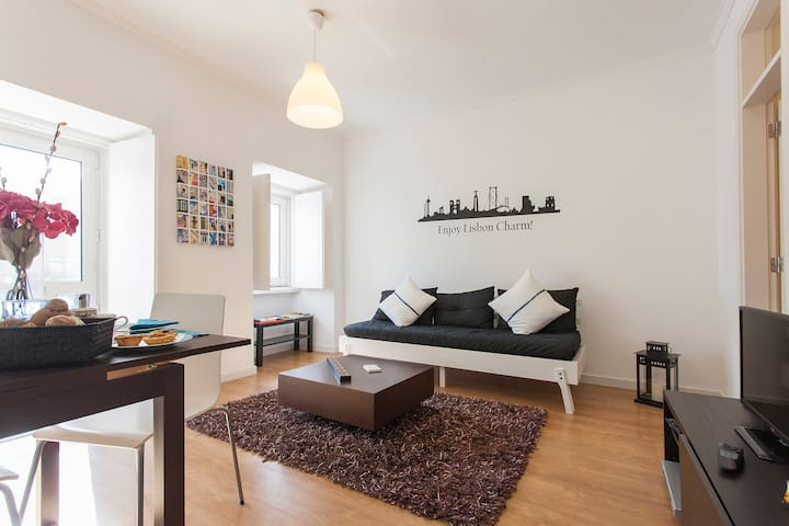 New!! Lisbon Charm - Alfama - Lisboa - Appartement
