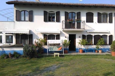 Langhe e Monferrato - Vaglio Serra - Haus