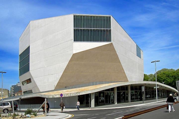 Arts and Travel Apartment at Oporto centre - Porto - Apartemen