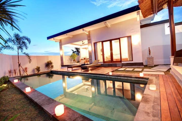 Crazy Deal 1 Bedroom at Prawiba Villa Keramas Bali