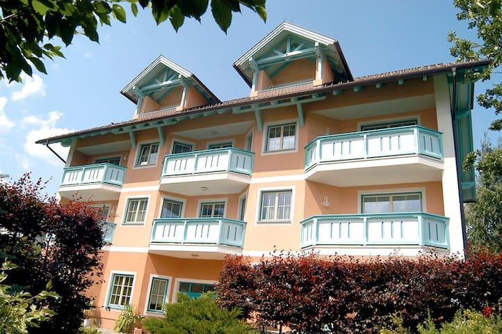 Schau's Lüftenegger Apartment mit 1 Schlafzimmer - Mauterndorf