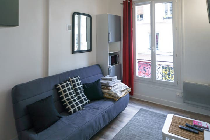 Studio Near Place Bastille 2