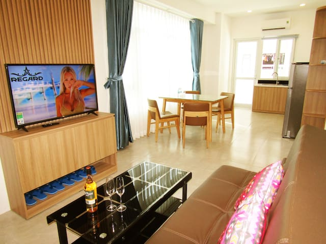 SOHO APARTMENTS - 3512 - 2BEDROOMS WITH SEAVIEW