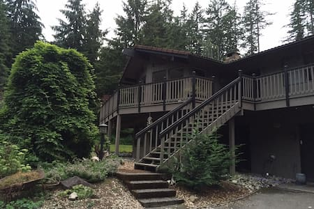 Private master bd/ba: Quiet Orchard - Woodinville - Huis