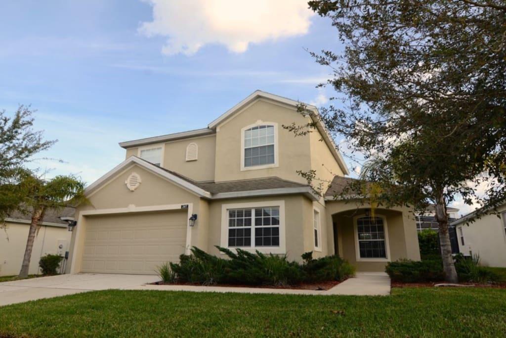 Sweet Home Vacation Disney Rentals Vacation Homes Florida Orlando Highlands Reserve