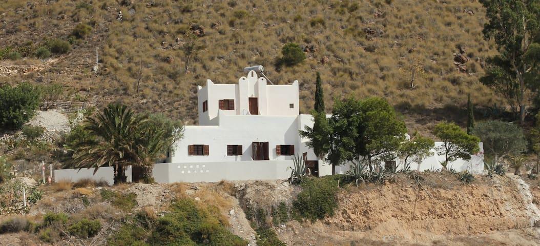 Villa Mimosa an andalusian arab style villa
