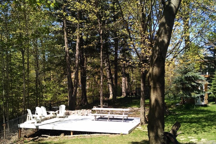 HUGE Backyard