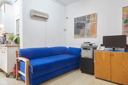 Bed in 5-Bed Mixed Dormitory Room12 - Gedera