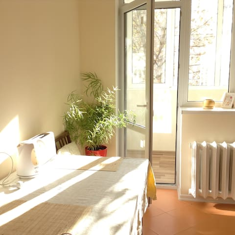 Nice and simple room :) - Chişinău - Pis