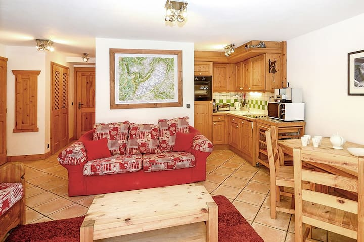Apt Arbatte Villa Princesse, Chamonix, 50 Sqm  apt - Chamonix-Mont-Blanc - Lakás