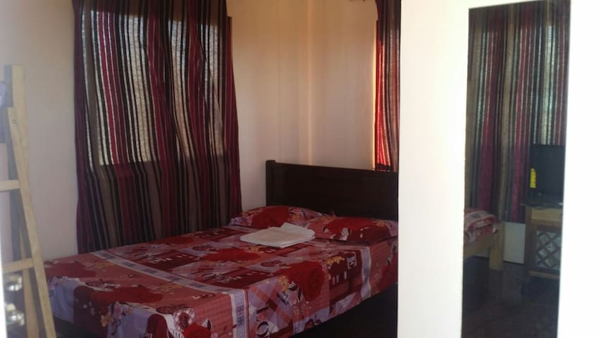 Transient room Laoag City