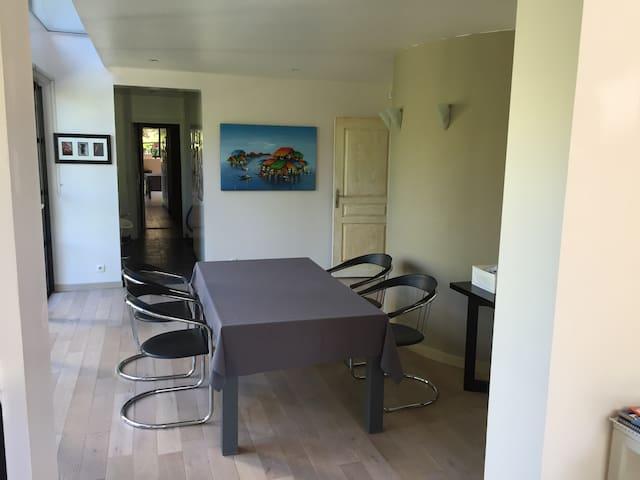 Chambre indépendante dans maison - Verrières-le-Buisson - Apartamento