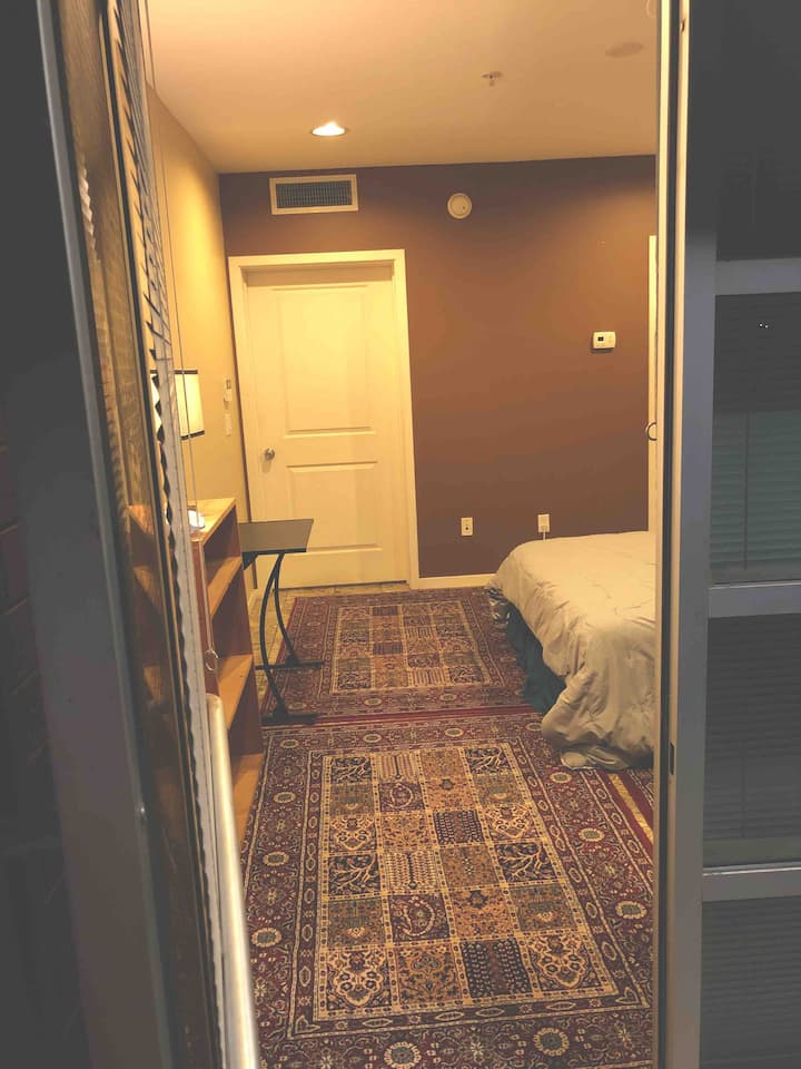 A Private entrance room