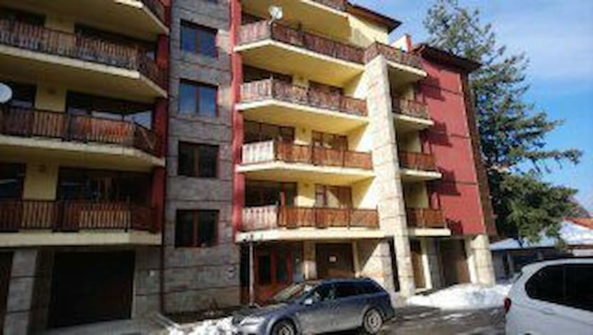 Apartment in ski resort Borovets