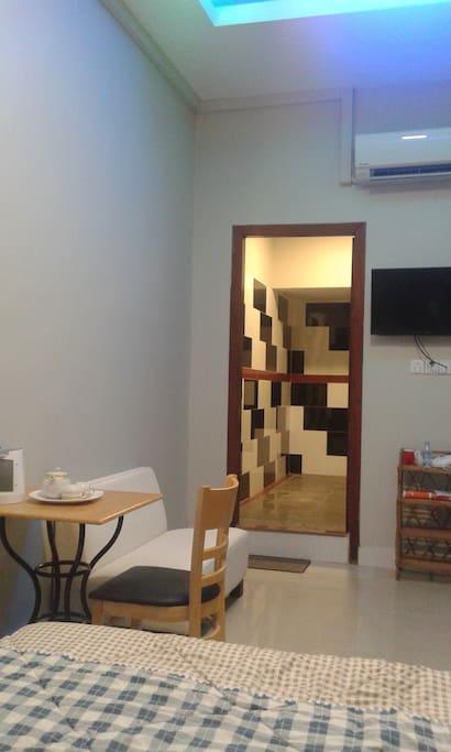 designed shower room