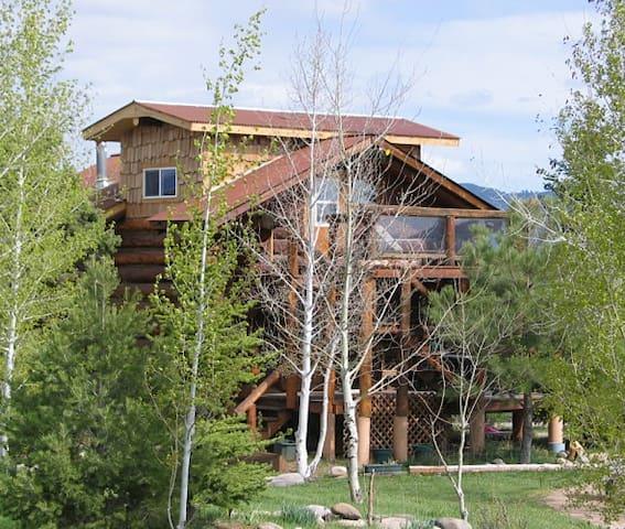 Sundance Bear cabin, Mancos, CO - Mancos - Cabaña