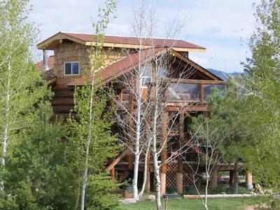 Sundance Bear cabin, Mancos, CO - Mancos - Kabin