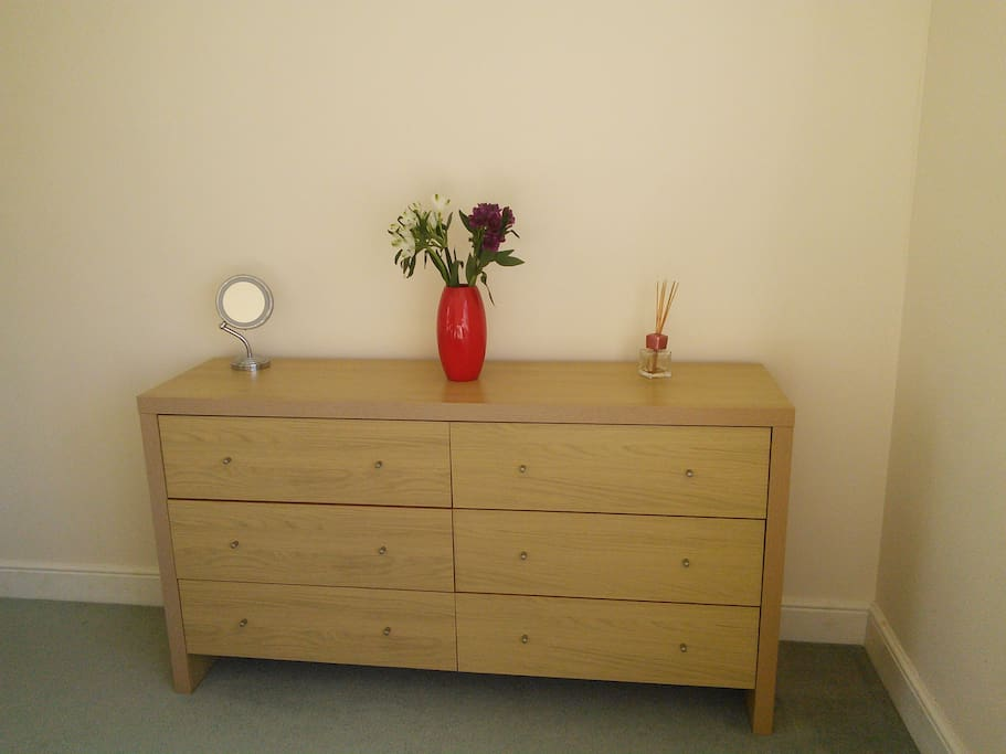 Chest of Drawers in Double