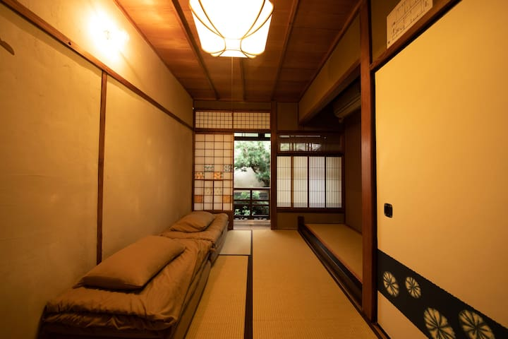 GuesthouseYULULU Triple-room for 2-3 persons