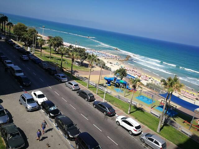 View The Sea