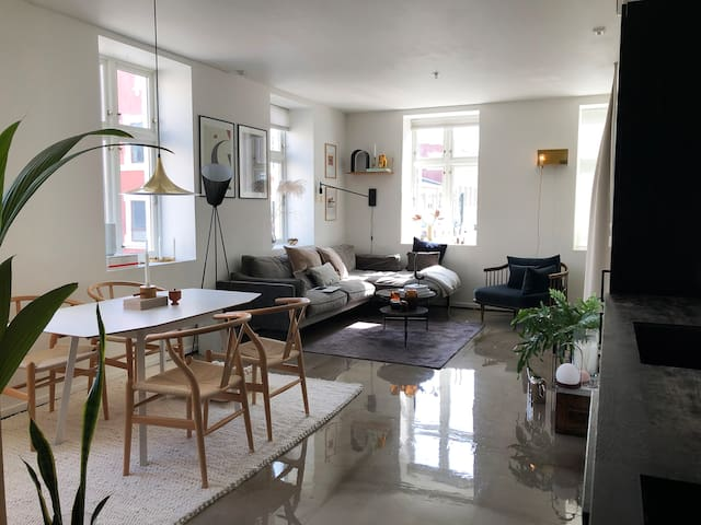 Design apartment in Stavanger Øst