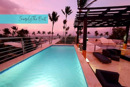 Luxurious Beach Penthouse with its own PrivatePool