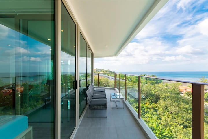 Endless Ocean Views w/ 2 Beds 400m to Kamala Beach