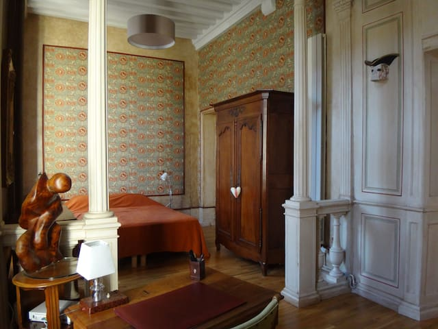 Classic Historical Apt in Dijon - Dijon - Apartment