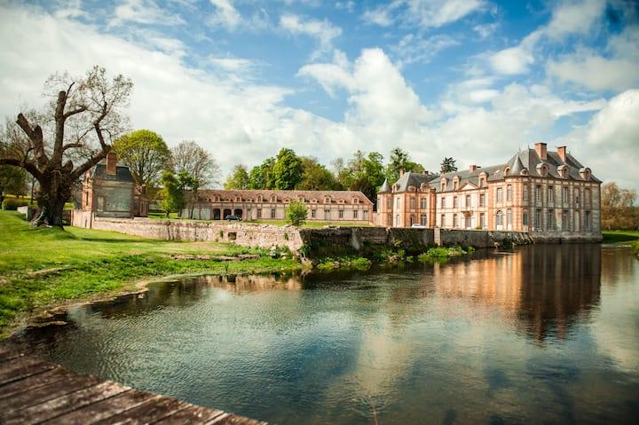 Chateau de Montigny sur Avre