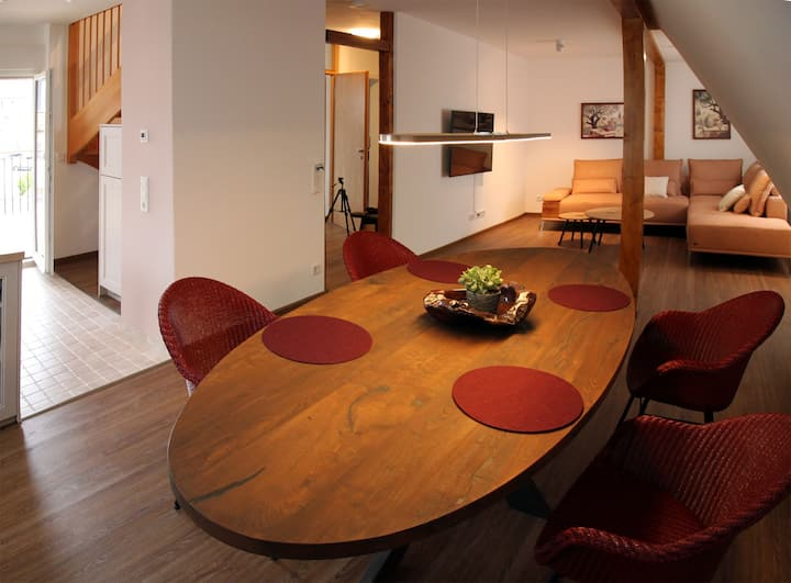 Hofreite Top 3+Loggia: 72 m² Traum